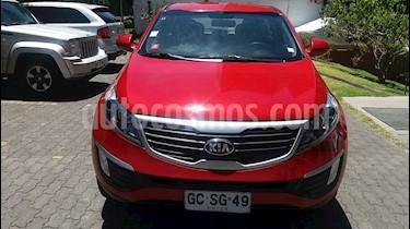 Kia Sportage 2.0L LX 4x2 Aut usado (2014) color Rojo Senal precio $9.300.000