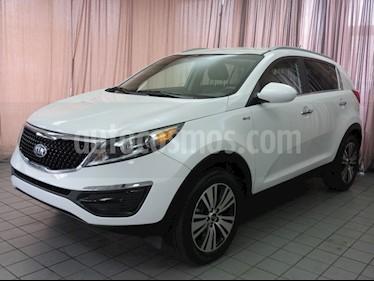Foto venta carro Usado Kia Sportage 2.7L 4x4 (2016) color Blanco