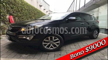 Foto venta Auto Seminuevo Kia Sportage 5p EX L4/2.0 Aut (2016) color Negro precio $300,000