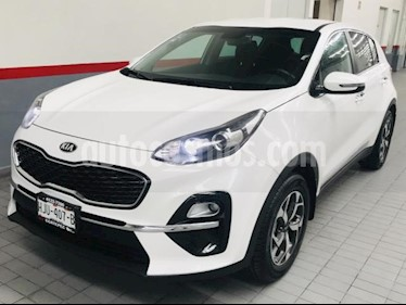 Foto venta Auto usado Kia Sportage 5p EX L4/2.0 Aut (2019) color Blanco precio $389,000