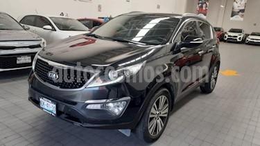 Foto venta Auto usado Kia Sportage 5p EX Pack L4/2.0 Aut (2016) color Negro precio $279,000