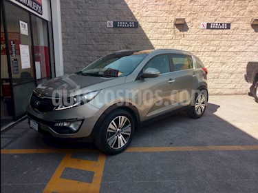 Foto venta Auto usado Kia Sportage 5p EX Pack L4/2.0 Aut (2016) color Plata precio $320,000