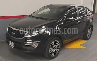 Foto venta Auto usado Kia Sportage 5p EX Pack L4/2.0 Aut (2016) color Negro precio $299,000