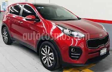 Foto venta Auto usado Kia Sportage 5p EX Pack L4/2.0 Aut (2017) color Rojo precio $349,000