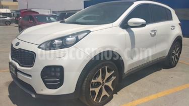 Foto venta Auto usado Kia Sportage 5p SXL L4/2.4 Aut (2017) color Blanco precio $369,000