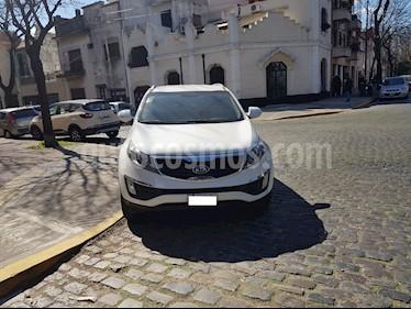 KIA Sportage EX 4x2 Aut usado (2013) color Blanco precio u$s10.500