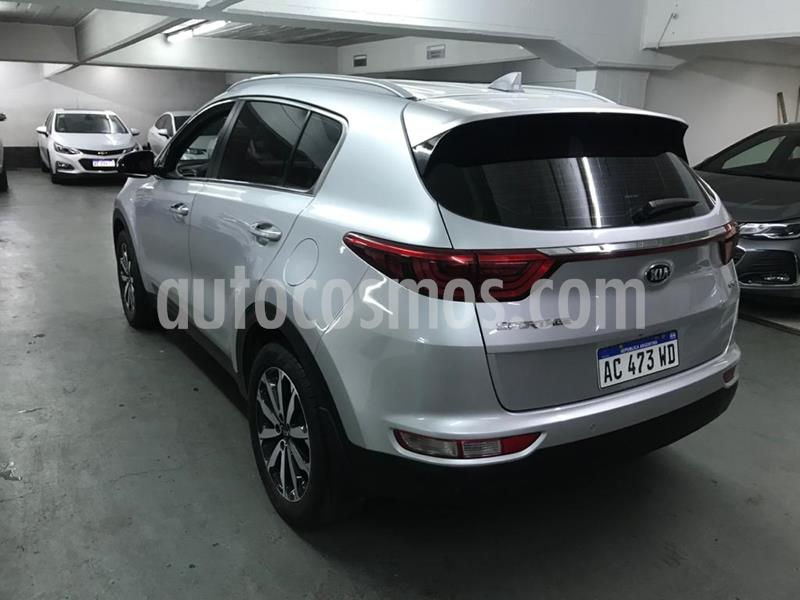 KIA Sportage EX 4x2 Aut CRDi usado (2018) color Metal precio $3.899.000