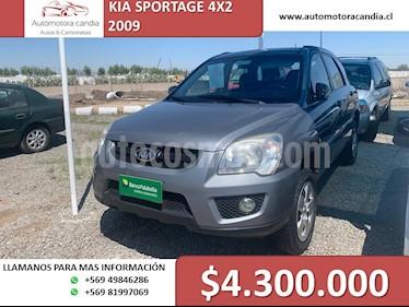 Kia Sportage 2.0L LX DSL 4x2 usado (2009) color Plata Mineral precio $4.280.000