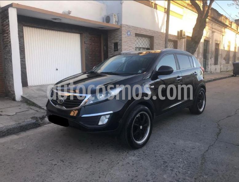 KIA Sportage 2.0L DSL 4x4 Aut usado (2011) color Negro precio $38.000.000
