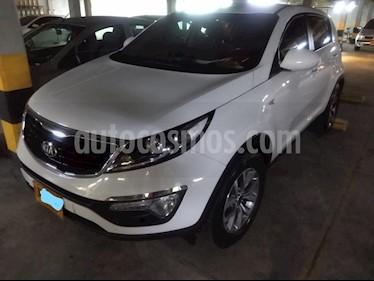 KIA Sportage 2.0L Revolution 4x2 Ac Aut usado (2015) color Blanco precio $60.000.000