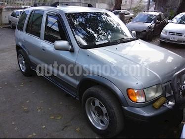 Foto venta carro Usado Kia Sportage Conv. Sinc. 4x4  (2002) color Plata precio BoF1.800