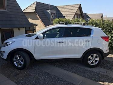Kia Sportage EX 2.0L 4x2 usado (2015) color Blanco precio $9.100.000