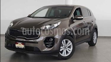 Foto venta Auto usado Kia Sportage EX 2.0L Aut (2018) color Cafe precio $359,000