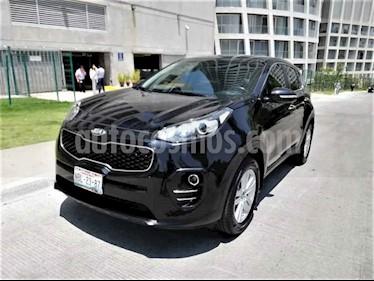 foto Kia Sportage EX 2.0L Aut usado (2017) color Negro precio $295,000