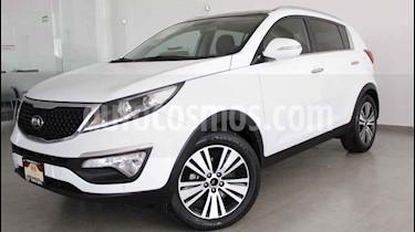 Foto venta Auto usado Kia Sportage EX 2.0L Aut (2016) color Blanco precio $295,000