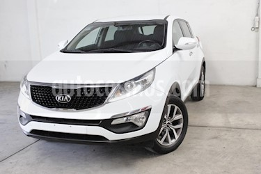 Foto venta Auto usado Kia Sportage EX 2.0L Aut (2016) color Blanco precio $288,000