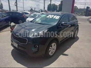 Foto venta Auto usado Kia Sportage EX 2.0L Aut (2016) color Negro precio $290,000