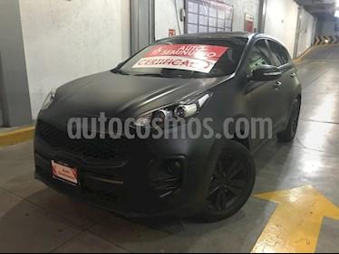 Foto venta Auto Seminuevo Kia Sportage EX 2.0L Aut (2017) color Negro precio $343,000