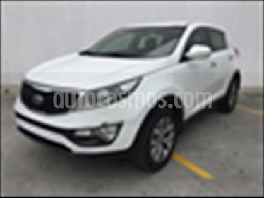 Foto venta Auto usado Kia Sportage EX 2.0L Aut (2016) color Blanco precio $280,000