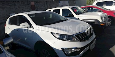 Foto venta Auto usado Kia Sportage EX 2.0L Aut (2016) color Blanco precio $275,000