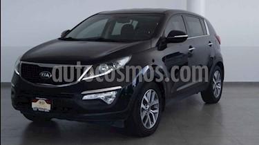 Foto venta Auto usado Kia Sportage EX 2.0L Aut (2016) color Negro precio $275,000