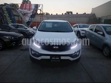 Foto venta Auto Seminuevo Kia Sportage EX 2.0L Aut (2016) color Blanco precio $275,000