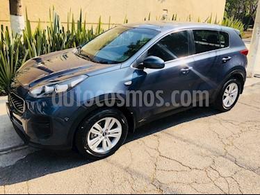 Foto venta Auto usado Kia Sportage EX 2.0L Aut (2016) color Azul Intense precio $255,000