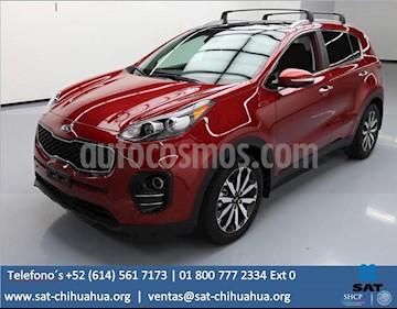 Foto venta Auto Seminuevo Kia Sportage EX 2.0L Aut (2017) color Rojo precio $182,000
