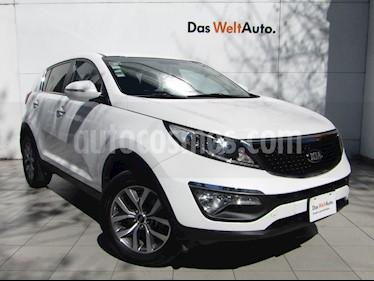Foto venta Auto Seminuevo Kia Sportage EX 2.0L Aut (2016) color Blanco precio $285,000