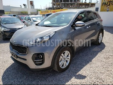 Foto venta Auto usado Kia Sportage EX 2.0L (2018) color Plata precio $359,000