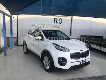 Foto Kia Sportage EX 2.0L usado (2018) color Blanco precio $322,000