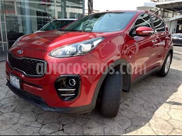 Foto venta Auto usado Kia Sportage EX 2.0L (2016) color Rojo precio $305,000