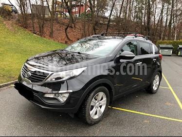 Foto venta Auto usado KIA Sportage EX 4x4 (2014) color Negro precio $29,500