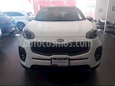 Foto venta Auto usado Kia Sportage EX Pack 2.0L Aut (2018) color Blanco precio $379,000