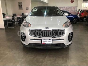 Foto venta Auto usado Kia Sportage EX Pack 2.0L Aut (2018) color Plata precio $369,000