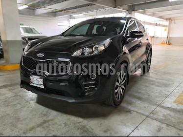 Foto venta Auto usado Kia Sportage EX Pack 2.0L Aut (2017) color Negro precio $340,000
