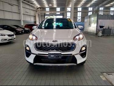 Foto venta Auto usado Kia Sportage EX Pack 2.0L Aut (2019) color Blanco precio $429,000