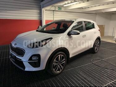 Foto venta Auto usado Kia Sportage EX Pack 2.0L Aut (2019) color Blanco precio $435,000