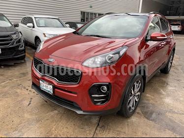 Foto venta Auto usado Kia Sportage EX Pack 2.0L Aut (2018) color Rojo precio $390,000