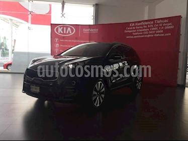 Foto venta Auto usado Kia Sportage EX Pack 2.0L Aut (2018) color Negro precio $375,000