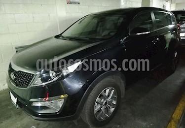 Foto venta Auto usado Kia Sportage EX Pack 2.0L Aut (2016) color Negro precio $255,000