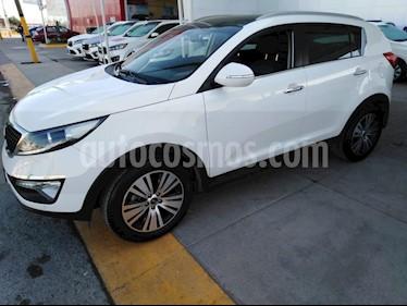 Foto venta Auto Seminuevo Kia Sportage EX Pack 2.0L Aut (2016) color Blanco precio $286,000