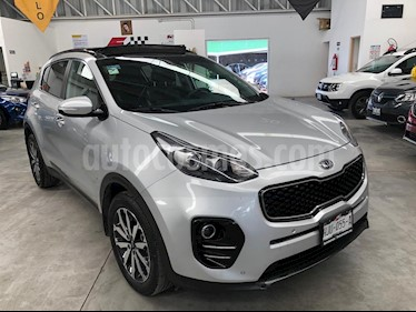 Foto venta Auto usado Kia Sportage EX Pack 2.0L Aut (2018) color Plata precio $379,000