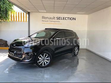 Foto venta Auto Seminuevo Kia Sportage EX Pack 2.0L Aut (2018) color Negro precio $390,000