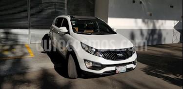 Foto venta Auto usado Kia Sportage EX Pack 2.0L Aut (2016) color Blanco precio $285,000