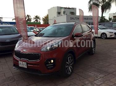 Foto venta Auto Seminuevo Kia Sportage EX Pack 2.0L Aut (2018) color Rojo precio $380,000