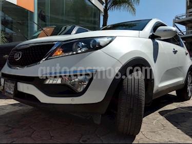 Foto venta Auto usado Kia Sportage EX Pack 2.0L Aut (2016) color Blanco precio $330,000
