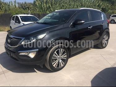 Foto venta Auto Seminuevo Kia Sportage EX Pack 2.0L Fifa Edition (2016) color Negro Cereza precio $305,000