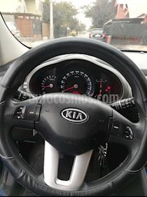 Kia Sportage LX 2.0L 4x2  usado (2011) color Negro precio $7.300.000