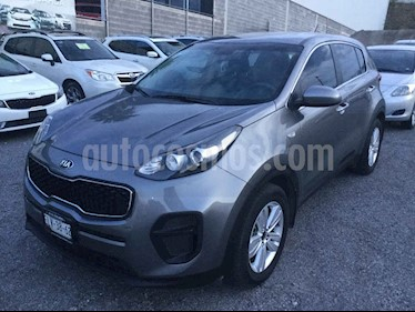 Foto venta Auto usado Kia Sportage LX 2.0L Aut (2016) color Plata precio $288,000
